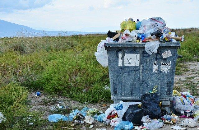 Afhentning af affald hvor end du bor!