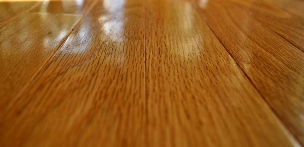 De her Polyurethan gulve kan bare noget