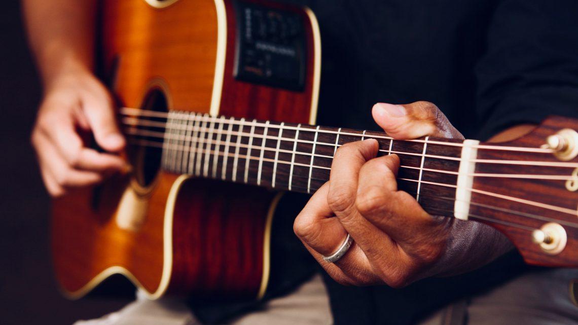 En himmelsk musikundervisning er hvad du mangler